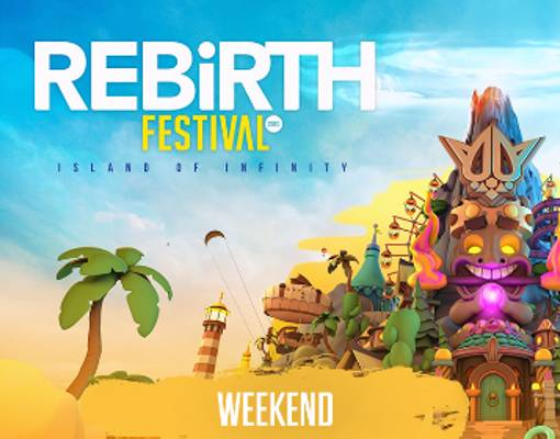 Rebirth Festival - Weekend Logo
