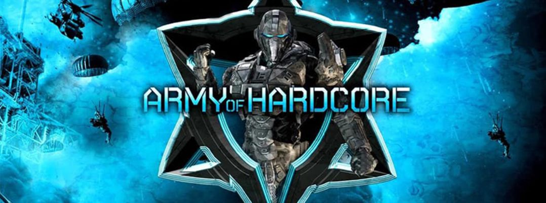 Army of Hardcore Logo