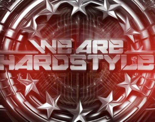 We are Hardstyle Logo
