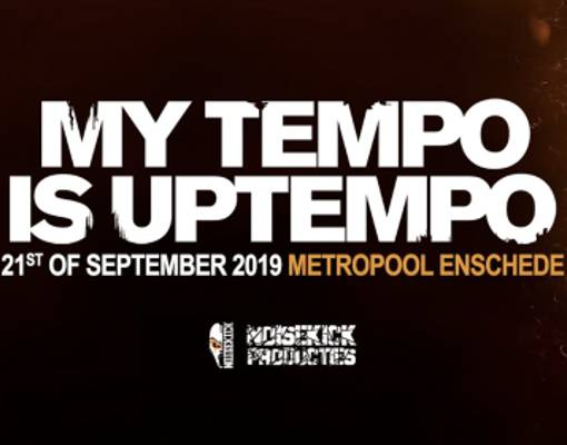 My Tempo Is Uptempo Logo