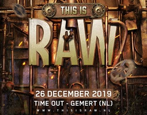 This is RAW Logo