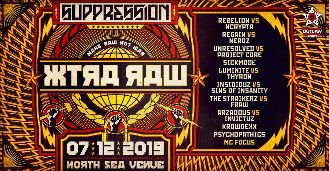 Suppression XTRA RAW