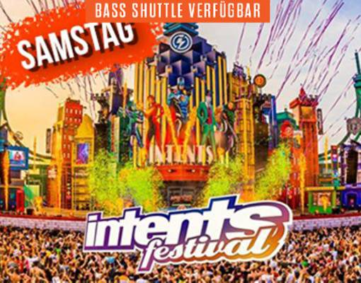 Intents Festival - Samstag Logo