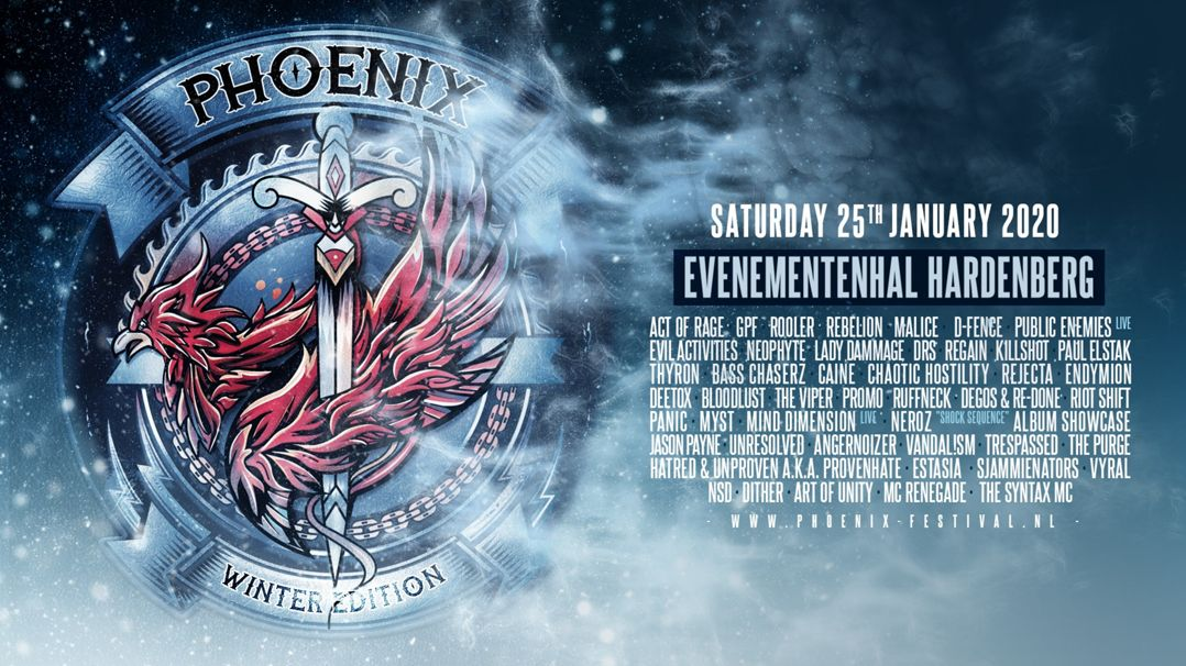 Phoenix - Winter Edition Logo