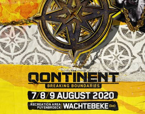 The Qontinent (07. - 10.08) Logo