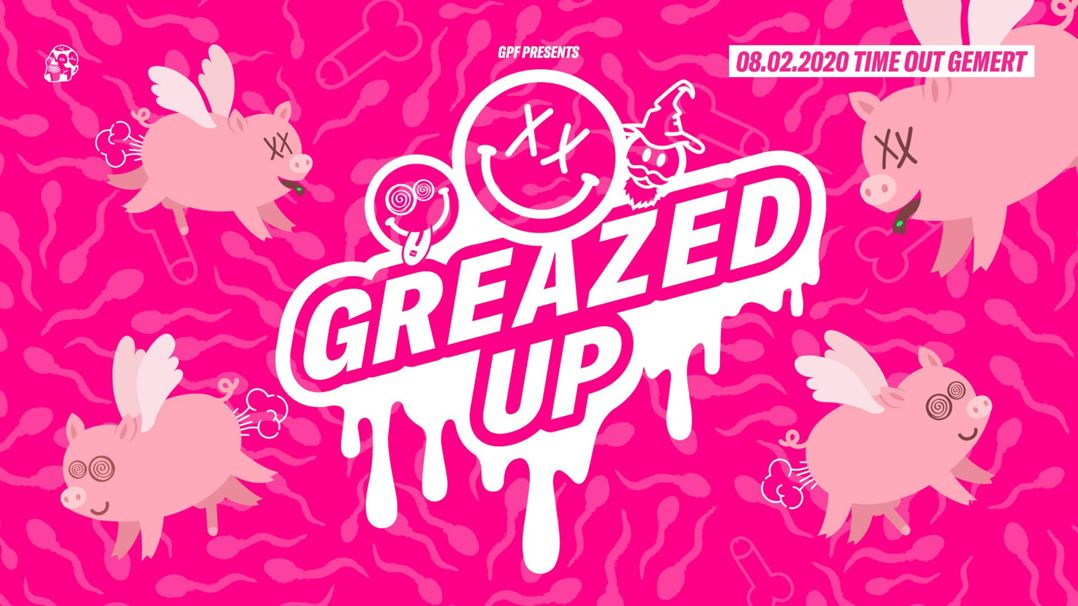 GPF Presents: GREAZED UP - Bustour