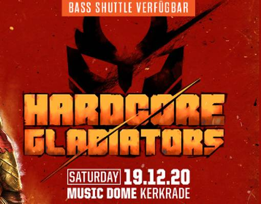 Hardcore Gladiators - Kerkrade (NL) Logo