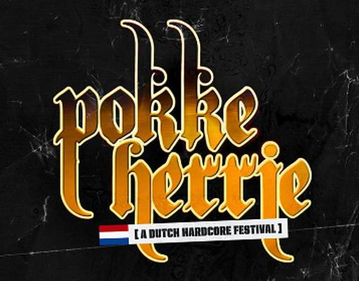 Pokke Herrie - The 10 Years Edition Logo