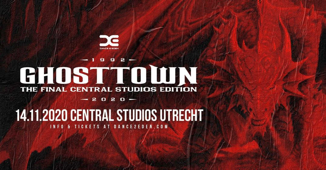 Ghosttown Bustour Partybus