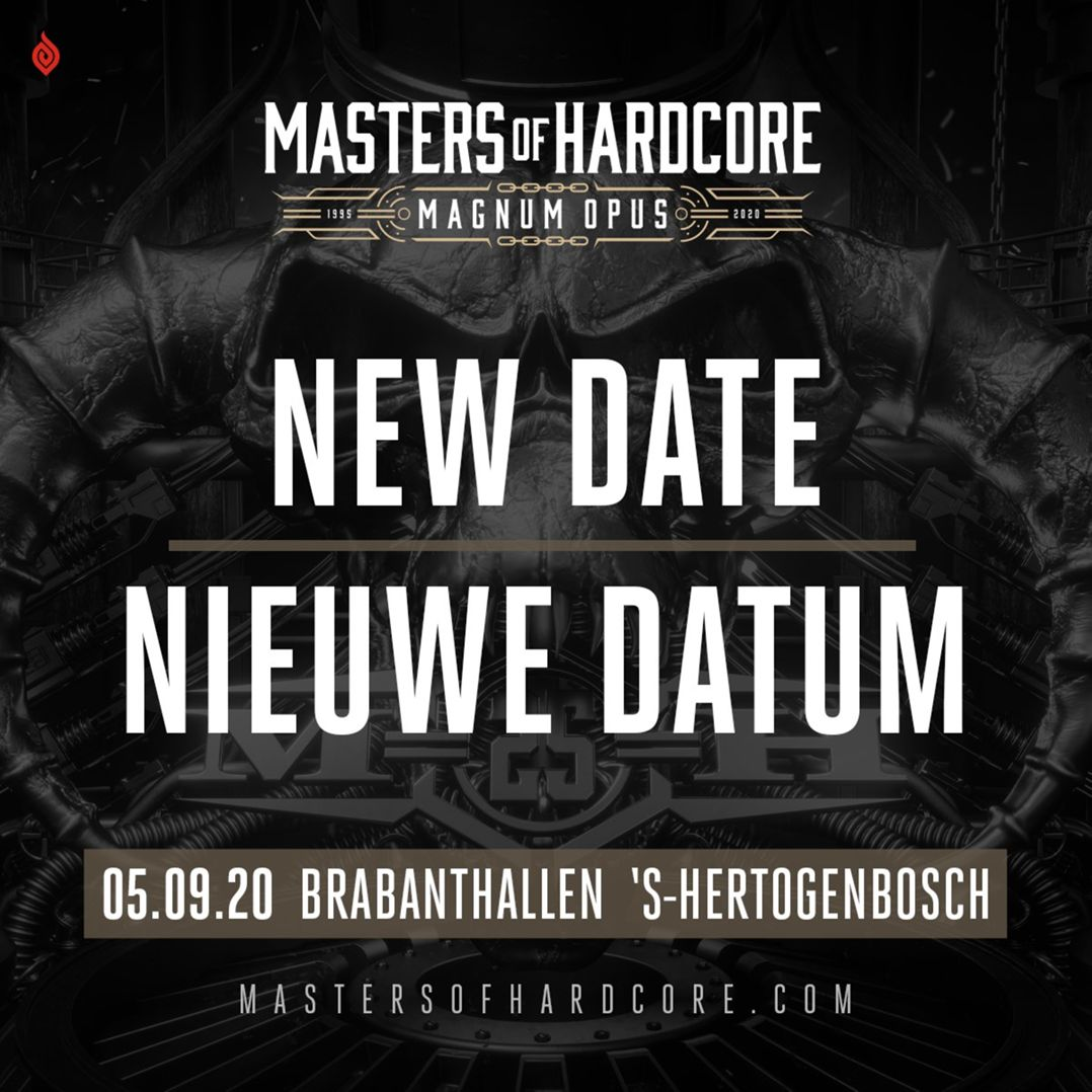 Masters of Hardcore inkl. Pre-Party (20 - 07 Uhr) Logo