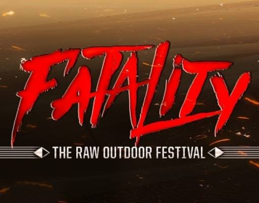Fatality - The RAW Outdoor Festival Logo