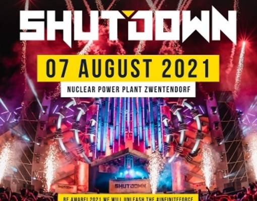 Shutdown Festival - Zwentendorf (AT) Logo