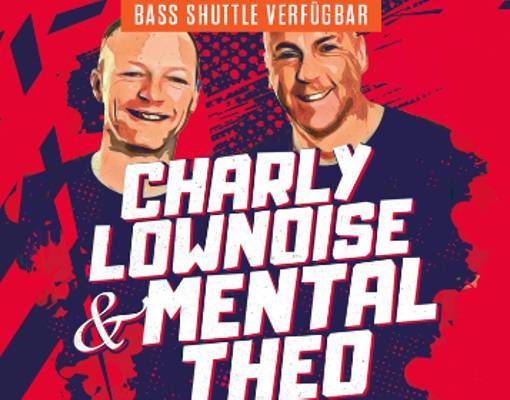 Charly Lownoise & Mental Theo: The Final Show Logo