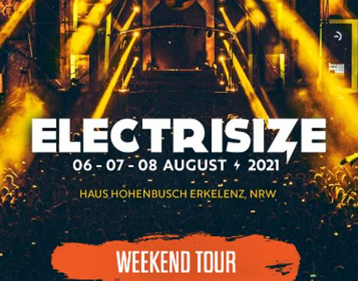 Electrisize Festival - Weekend Logo