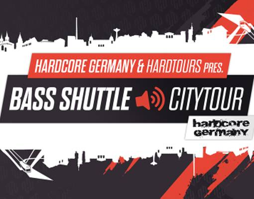 Hardcore Germany Citytour Wuppertal Logo
