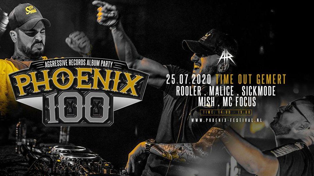Phoenix 100 - Aggressive Records