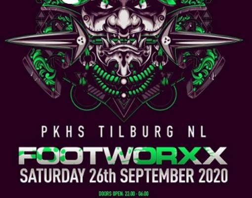 Footworxx (NL) Logo