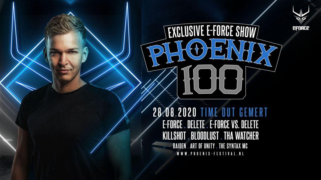 Phoenix 100 - E-Force