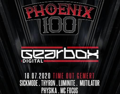 Phoenix 100 - Gearbox Special