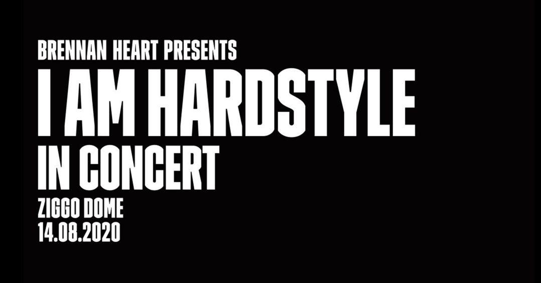 I Am Hardstyle inconert Ziggo Dome