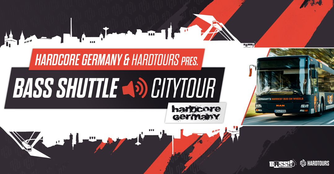 Citytour feat. Hardcore Germany 2.0