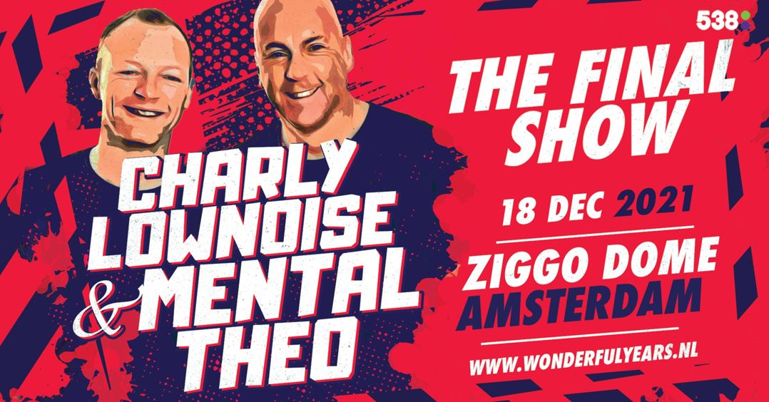 Charly Lownoise & Mental Theo: The Final Show Bustour Partybus